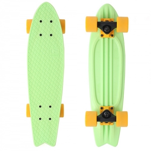 글로브 크루저보드 컴플릿 #ZG351300 / 23 GLOBE 23 BANTAM ST X LIME/BLACK/YELLOW X MINI PL CRUISER COMPLETE