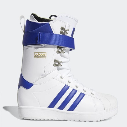 아디다스 부츠 슈퍼스타_끈부츠_1920 ADIDAS_SUPERSTAR ADV_FTWR WHITE/ACTIVE BLUE/GOLD MET_5A6903WH [06]