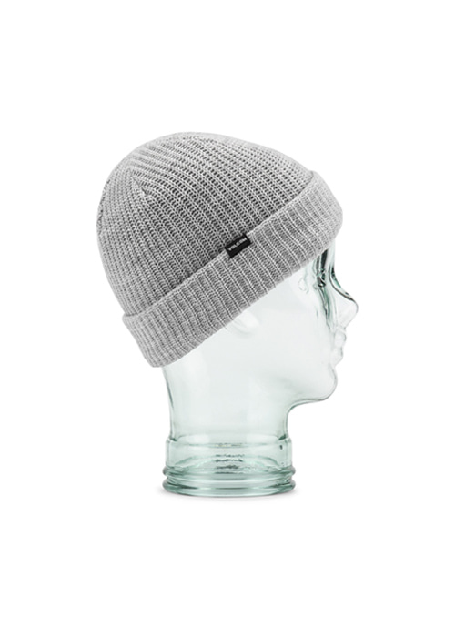 볼컴 유스 스윕라인 바이 비니_모자_1920 VOLCOM YOUTH SWEEPLINED BY BEANIE_HGR  [HEATHER GREY]_(L5852000)_IV5922Y4 [53]
