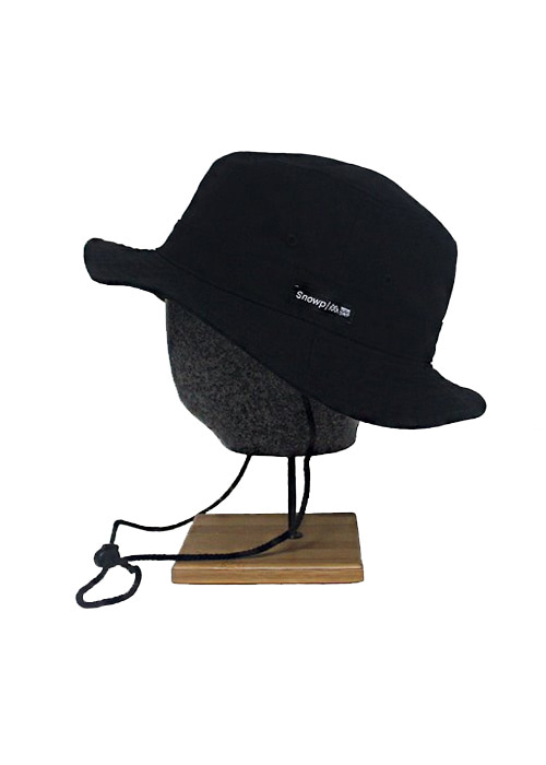 스놉 SB 버킷 햇_남녀공용_1920 SNOWP_SB BUCKET HAT_BLACK_IZ5902BK [01]