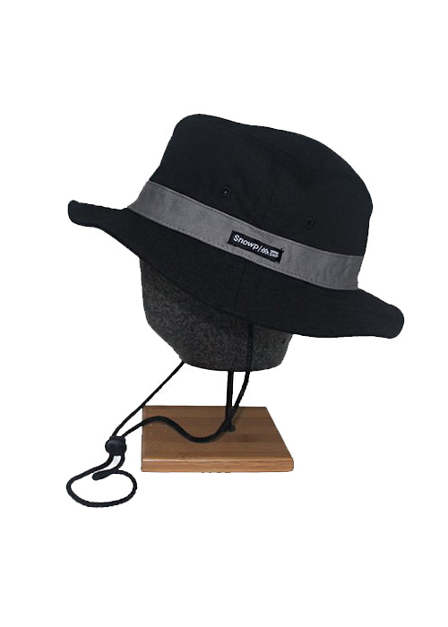 스놉 SB 버킷 햇_남녀공용_1920 SNOWP_SB BUCKET HAT_BLACK/GREY_IZ5902Y4 [02]