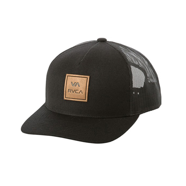 RVCA/루카 매쉬캡 서핑모자 IRA901BK [01] / BLK (BLACK) RVCA VA ALL THE WAY CAP MAHWPRVA