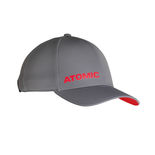 1819 아토믹 스키 모자 알프스 캡_ATOMIC (AL5041220) ALPS CAP QUIET SHADE/BRIGHT RED_IAT803G0