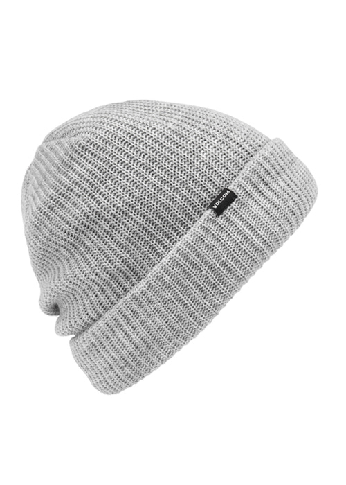 볼컴 스윕 라인 비니_모자_1920 VOLCOM SWEEP LINED BEANIE_HGR  [HEATHER GREY]_(J5852000)_IV5901Y4 [10]