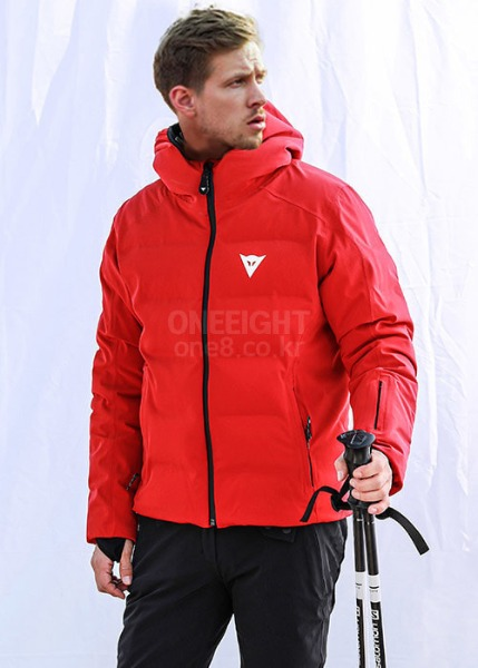 [K039] 상의 : DAINESE_SKI DOWN JACKET_CHILI PEPPER 하의 : DAINESE_HP2 PM1 PANT_STRETCH LIMO 6D78020P+6D789900