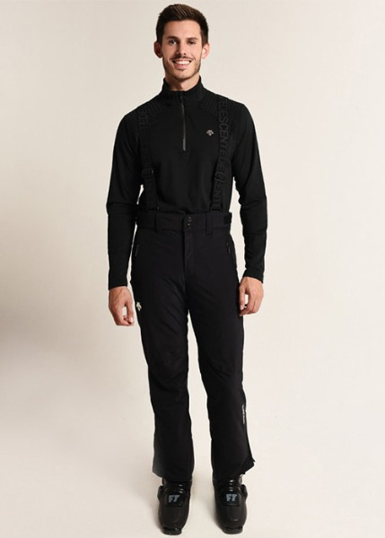 [K009] 상의 : DESCENTE_DWMMGK28 (스위스팀복 ) 상의 NILO_ERD 하의 : DESCENTE_DWMMGD03 SWISS PANTS ( 하의 )_BLK 6D6802RE+6D6899BK